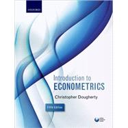 Introduction to Econometrics by Dougherty, Christopher, 9780199676828