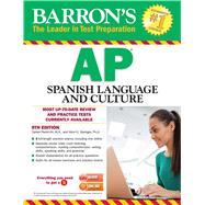 Barron's Ap Spanish Language and Culture by Paolicchi, Daniel; Springer, Alice G., Ph.D., 9781438076829