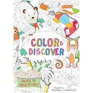 Color & Discover by Nicolle, Isabelle; Boyer, Alain, 9781626866829