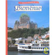Glencoe French : Bienvenue Leve (French Edition) by Schmitt, Conrad J.; Lutz, Katia Brillie, 9780026366830