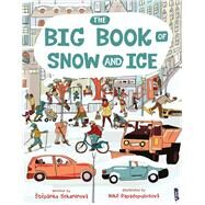 The Big Book of Snow and Ice by Sekaninová, Stepánka; Papadopulosová, Niké, 9781912006830