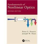 Fundamentals of Nonlinear Optics, Second Edition 9781498736831N