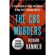 The CBS Murders by Hammer, Richard, 9781504046831