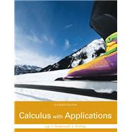 Calculus with Applications Plus MyLab Math with Pearson eText -- Access Card Package by Lial, Margaret L.; Greenwell, Raymond N.; Ritchey, Nathan P., 9780133886832