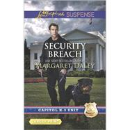 Security Breach by Daley, Margaret, 9780373676835
