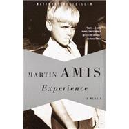 Experience by AMIS, MARTIN, 9780375726835
