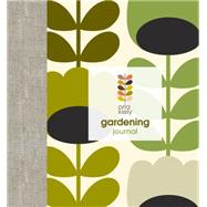 Orla Kiely Gardening Journal by Kiely, Orla, 9781840916836
