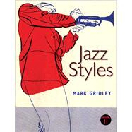 Jazz Styles by Gridley, Mark C., 9780205036837