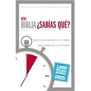 NVI Biblia Sabías qué? / NIV Fast Facts Bible by Zondervan Publishing House, 9780829766837