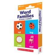 Flash Cards: Word Families by Unknown, 9780545906838