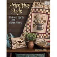 Primitive Style by Gaston, Jenifer, 9781604686838