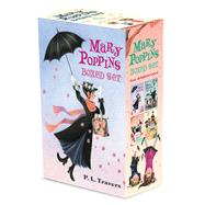 Mary Poppins Boxed Set by Travers, P. L.; Shepard, Mary, 9780544456839