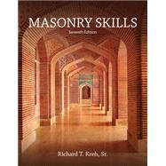 Masonry Skills by Kreh, Richard T., 9781285426839