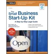 The Small Business Start-Up Kit by Pakroo, Peri H.; Stewart, Marcia, 9781413316841