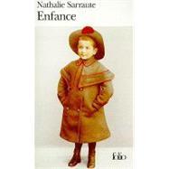 Enfance by Sarraute, Nathalie, 9782070376841