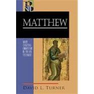 Matthew by Turner, David L., 9780801026843