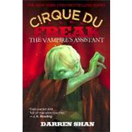 Cirque Du Freak #2: The Vampire's Assistant 9780316606844U