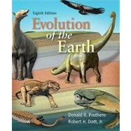 Evolution of the Earth by Prothero, Donald; Dott, Jr., Robert, 9780072826845