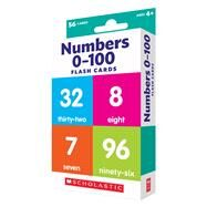 Flash Cards: Numbers by Scholastic Teaching Resources, 9780545906845