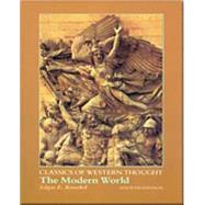 Classics of Western Thought Series The Modern World, Volume III by Knoebel, Edgar F., 9780155076846