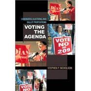 Voting The Agenda by Nicholson, Stephen P., 9780691116846