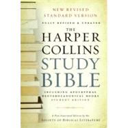 The Harpercollins Study Bible: New Revised Standard Version, With the Apocryphal/Deuterocanonical Books by Attridge, Harold W.; Meeks, Wayne A., 9780060786847