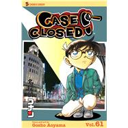Case Closed 61 by Aoyama, Gosho, 9781421586847