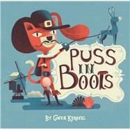Puss in Boots by Perrault, Charles; Keraval, Gwen, 9781912006847