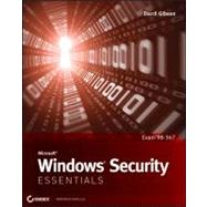 Microsoft Windows Security Essentials by Gibson, Darril, 9781118016848
