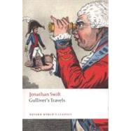 Gulliver's Travels by Swift, Jonathan; Rawson, Claude; Higgins, Ian, 9780199536849