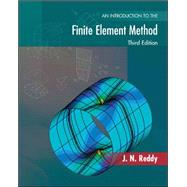 An Introduction to the Finite Element Method by Reddy, J, 9780072466850