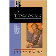 1-2 Thessalonians by Weima, Jeffrey A. D., 9780801026850