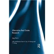 Alternative Real Estate Research by Li; Ling Hin, 9781138316850