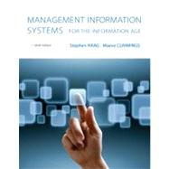 Management Information Systems for the Information Age by Haag, Stephen; Cummings, Maeve, 9780073376851