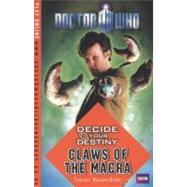 Claws of the Macra by Baxendale, Trevor, 9781405906852
