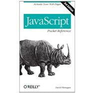 Javascript Pocket Reference by Flanagan, David, 9781449316853