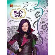 Descendants: Mal's Diary by Disney Book Group; Disney Storybook Art Team, 9781484726853