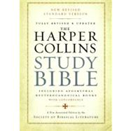 Holy Bible: The Harpercollins Study Bible, New Revised Standard Version: Including The Apocryphal/Deuterocanonical Books With Concordance by Attridge, Harold W., 9780060786854