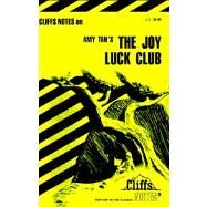 Cliff Notes: JOY LUCK CLUB by Rozakis, Laurie Neu, 9780822006855