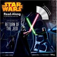 Star Wars: Return of the Jedi Read-Along Storybook and CD by Disney Book Group, 9781484706855