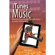 ITunes Music Binding: Paperback Publisher: Taylor & Francis Publish Date: 2012/09/20 Synopsis: Apple's exciting new Mastered for iTunes (MFiT) initiative, introduced in early 2012, introduces new possibilities for delivering high-quality audio