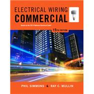 Electrical Wiring Commercial by Simmons, Phil; Mullin, Ray C., 9781285186856