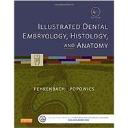 Illustrated Dental Embryology, Histology, and Anatomy by Fehrenbach, Margaret J.; Popowics, Tracy, Ph.D., 9781455776856