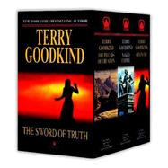 Sword of Truth, Boxed Set III, Books 7-9 The Pillars of Creation, Naked Empire, Chainfire by Goodkind, Terry, 9780765356857