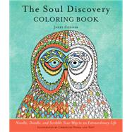 The Soul Discovery Coloring Book by Conner, Janet; Pensa, Christine, 9781573246859