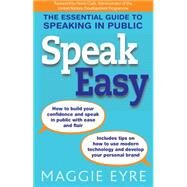 Speak Easy by Eyre, Maggie; Clark, Helen, 9781921966859