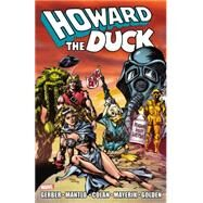Howard the Duck by Gerber, Steve; Skrenes, Mary; Wolfman, Marv; Evanier, Mark; Colan, Gene, 9780785196860