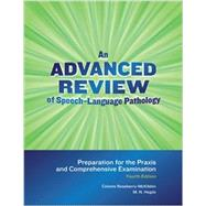 An Advanced Review of Speech-language Pathology by Roseberry-McKibbin, Celeste; Hegde, M. N., 9781416406860