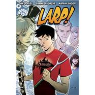 LARP! Volume 1 by JOLLEY, DANSHOOP, MARLIN, 9781616556860