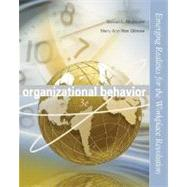 Organizational Behavior with Student CD and OLC/PowerWeb card by McShane, Steven Lattimore, 9780072976861